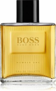 Boss No.1 by Hugo Boss