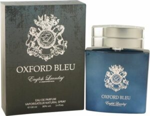 English Laundry Oxford Bleu